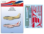 1-72-Canadair-Sabre-Mk-5-Boeing-Chase-Planes