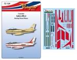 1-72-Canadair-Sabre-Mk-5-Boeing-Chase-Planes
