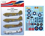 1-72-Douglas-C-47-C-53-Dakota-Collection