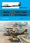 Cessna-T-37-A-B-C-'Tweet-and-the-A-37A-B-Dragonfly-By-Kev-Darling
