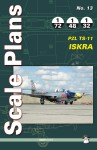 Scale-Plans-PZL-TS-11-Iskra-Format-A3-folded-in-A4-Pages-12