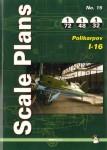 Scale-plans-for-Polikarpov-I-16