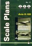 Avia-S-199-scale-plans