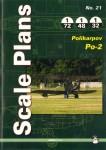 Polikarpov-Po-2-scale-plans