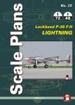 Scale-Plans-Lockheed-P-38F-P-38J-P-38H