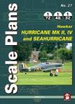 Scale-Plans-of-the-late-Hawker-Hurricane-versions-Mk-II-Mk-IV-and-Sea-Hurricane-FormatA4-A3