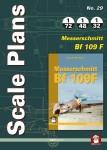 Scale-Plans-of-all-Messerschmitt-Bf-109F-versions-