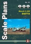 SCALE-PLANS-NO-32-MACCHI-C-200