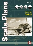 Scale-Plans-No-51-Yakovlev-Yak-3-Scale-plans-in-1-32-1-48-1-72-and-1-144