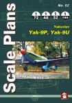 Scale-Plans-No-52-Yakovlev-Yak-9P-Yakovlev-Yak-9U