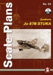 Scale-Plans-No-54-Junkers-Ju-87-B-Stuka-in-1-24