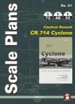 cale-Plans-No-61-Caudron-Renault-CR-714-Cyclone-Franciszek-Strzelczykk-