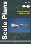SCALE-PLANS-NO-65-MIKOYAN-MIG-21MF-Authors-Dariusz-Karnas