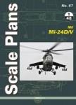 SCALE-PLANS-NO-67-MIL-MI-24D-V-IN-1-48-SCALE-Authors-Dariusz-Karnas