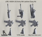 1-16-US-Army-M4-carbine-Easy-Kit
