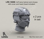 1-16-Crye-Airframe-helmet-with-cover-and-choops-with-head