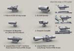 RARE-1-35-US-Army-scope-set-1-SALE