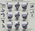 1-35-US-Army-ACH-MICH-helmet-with-cover-with-Mount-NVG-PVS-7-14-15-and-PETZL-tactical-headlamp
