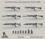 1-35-US-Navy-Seals-Weapon-Mk-18-Rifle-CQBR