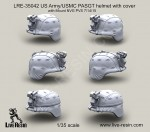 1-35-US-Army-PASGT-helmet-with-cover-with-Mount-NVG-PVS-7-14-15