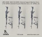 RARE-1-35-MAG-58-GSMG-General-Support-Machine-Gun-L7A2-GPMG-General-Purpose-Machine-Gun-C6-GPMG-etc-SALE
