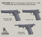 1-35-M1911-45-Automatic-Colt-Pistol-1911-1926-included