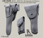 1-35-M1911-M1911A1-45-Automatic-Colt-Pistol-in-holster