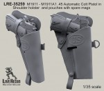 1-35-M1911-M1911A1-45-Automatic-Colt-Pistol-in-Shoulder