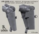 1-35-M1911-M1911A1-45-Automatic-Colt-Pistol-in-Shoulder