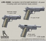 1-35-Colt-M45A1-M1070CQBP-MARSOC-45-pistol-slide-catch-and-hammer-ready-version