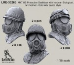 RARE-1-35-M17-US-Protective-GasMask-with-Nuclear-SALE