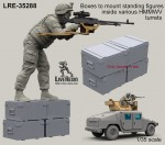 1-35-Boxes-to-mount-standing-figures-inside-various-HMMWV-turrets