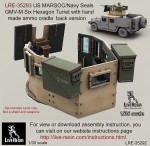 1-35-US-MARSOC-Navy-Seals-GMV-M-Six-Grain-Turret-with-hand-made-ammo-cradle-back-version