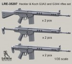 1-35-Heckler-and-Koch-G3A3-and-G3A4-rifles-set