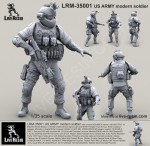 RARE-1-35-US-ARMY-modern-soldier-SALE