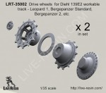 1-35-Drive-wheels-for-Diehl-139E2-workable-track-Leopard-1