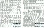 1-32-Medium-Sea-Grey-RAF-Code-Letters-Numbers-20