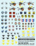 1-72-Portuguese-Squadron-Badges-Please-see-scans-for-details
