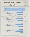 1-48-Missiles-R-40-and-stencils-2-pcs-
