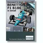 BENETTON-B186-F1-in-Detail