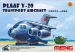 PLAAF-Y-20-Transport-Aircraft-Meng-Model-Kids-Caricature-Series