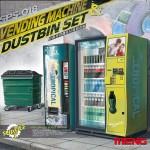1-35-Scale-Vending-Machine-and-Dustbin-Set