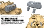 1-35-Magach-6B-GAL-BATASH-Israeli-MBT-Rear-Basket-and-Grenade-Launchers