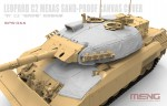 1-35-Canadian-Main-Battle-Tank-Leopard-C2-MEXAS-Sand-Proof-Canvas-Cover