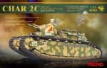 1-35-French-Super-Heavy-Tank-Char-2C