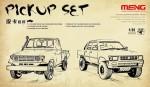 1-35-Pick-Up-Set-Contains-2-x-Toyota-Pick-Ups-