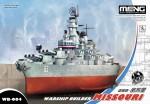 USS-Missouri-Warship-Builder-Cartoon-Ship-Meng-Model-Kids-Caricature-Series