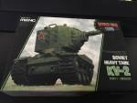 Soviet-Heavy-Tank-KV-2-World-War-Toon