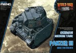 German-Pz-Kpfw-III-World-War-Toon