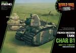 French-Heavy-Tank-Char-B1